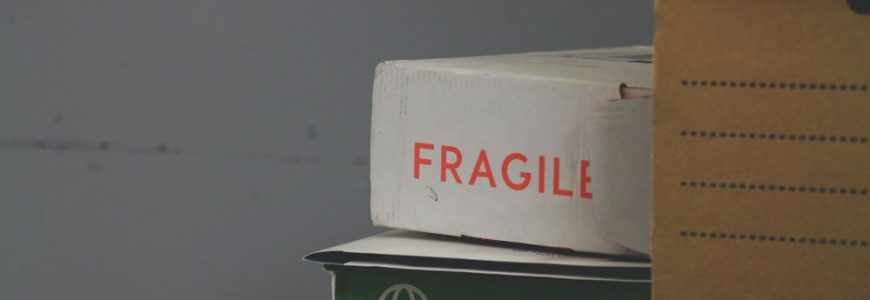 Få pakkene trygt igjennom tollen